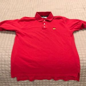 Masters Polo (Red) - By Slazenger